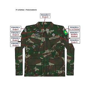 Velcro de Bolachão da Saúde (Costura)