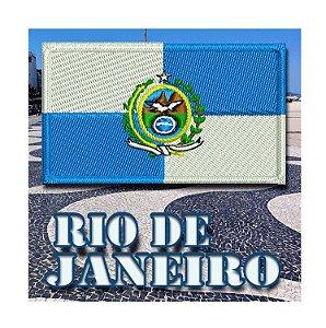 Bandeira do Rio de Janeiro (Bordado)