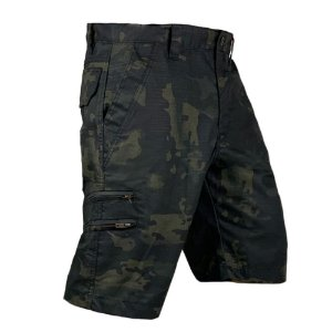 Bermuda Tática Hunter Bélica (Multicam Black)