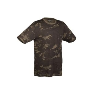 Camiseta Camuflada Multicam Black