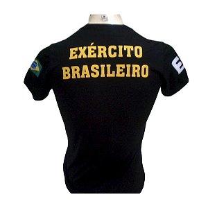 Camiseta Estampada Escrita EB (Preta)