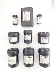 Kit de Sobrevivência Linha Aluno AMAN / EsSA / ESPCEX (9 Potes)