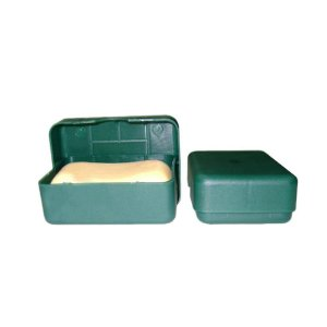 Saboneteira Verde