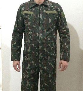 Macacão Camuflado do Exército Brasileiro