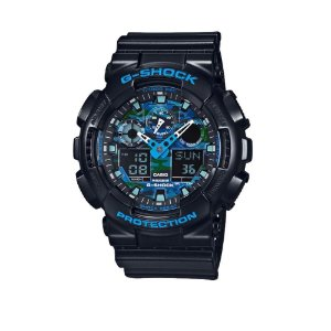Relógio Cásio G-SHOCK GA-100CB-1ADR