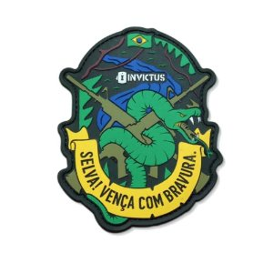 Patch Biomas do Brasil - Amazônia (Invictus)