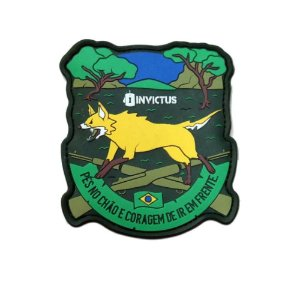 Patch Biomas do Brasil - Cerrado (Invictus)