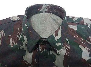 Farda Camuflada Alto Padrão Convencional (Masculina)