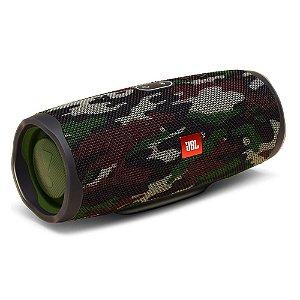 Caixa de Som Portátil Bluetooth JBL Charge 4 Squad