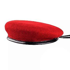 Boina Lyon Colégio Militar (Vermelha Garança)