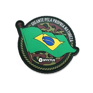 Patch Biomas do Brasil – Gigante BR (Invictus)