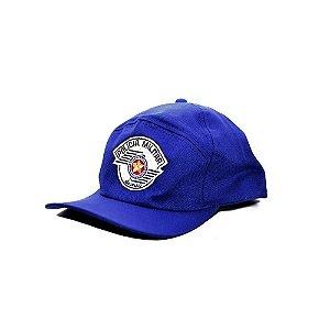 Boné Azul Royal PM (Gorro com pala)