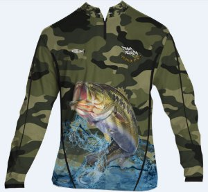 Camisa de pesca
