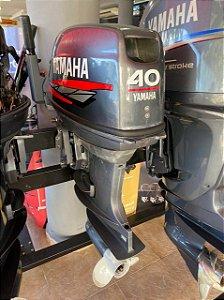 Motor de popa Yamaha 40hp ano 2008