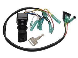 Chave ignição Yamaha (contato caixa de comando)