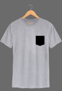 Camiseta SunWav Cinza