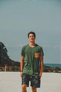 Camiseta Tribal Green