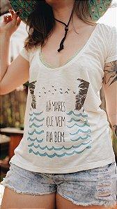 T-Shirt Ocean Phrase