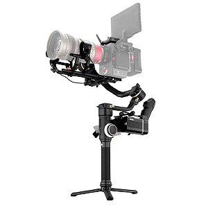Estabilizador Gimbal Zhiyun-Tech Crane 3S Câmeras DSLR e Mirrorless
