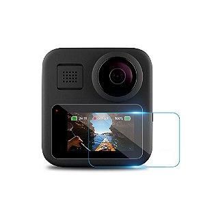 Películas Vidro Temperado Telesin para Tela LCD GoPro MAX 360 (GP-FLM-M02)