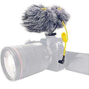 Deity V-Mic D4 DUO Dual-Capsule Micro Microfone Duplo Shotgun