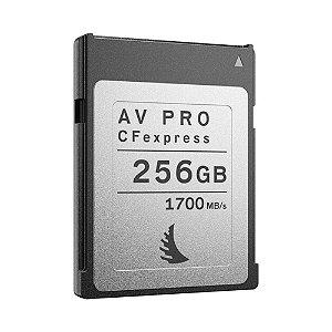Cartão de memória Angelbird AV PRO CFexpress 256 GB