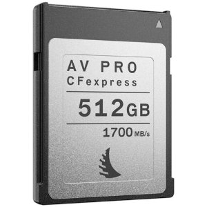 Cartão de memória Angelbird AV PRO CFexpress 512 GB