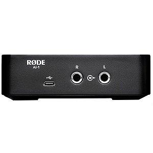 Rode AI-1 Studio-Quality USB Audio Interface