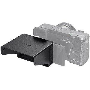 SmallRig Sunhood Para-sol LCD para Sony A6000 series 2823