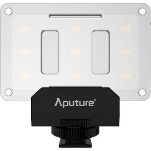Luz Led Aputure Amaran AL-M9 Daylight + Filtros