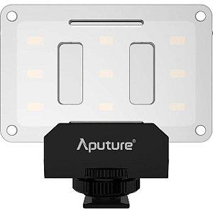 Luz Led Aputure Amaran AL-M9 Daylight + Filtros