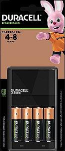 Carregador Duracell Pilhas Recarregáveis AA/AAA - PI92-4SGM