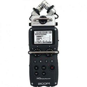 Zoom H5 - Gravador de áudio Digital 4 Canais