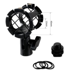 SmallRig Universal Microphone Shock Mount Adaptador 1859