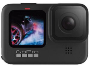 Câmera GoPro HERO9 Black 5K (BR)