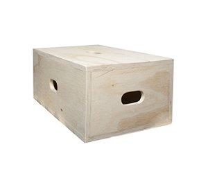 Caixote 3T três tabelas Full (Apple Box)