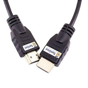 Cabo TanGee Cine Espiral HDMI x HDMI 4K de Alta Velocidade