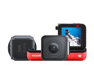 CAMERA DE ACAO FOTO E VIDEO 4K INSTA 360 ONE R