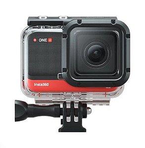 Case de Mergulho P/ Insta360 One R 4k (Dive Case)