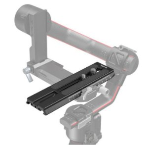 SmallRig plate extensor Quick Release P/ DJI Ronin RS 2 e Ronin-S Gimbal 3031