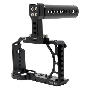 Kit Smallrig P/ Sony Alpha Cage + Top Handle