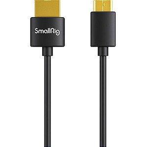 SmallRig Cabo HDMI mini para HDMI Ultra slim Fino 55cm 3041
