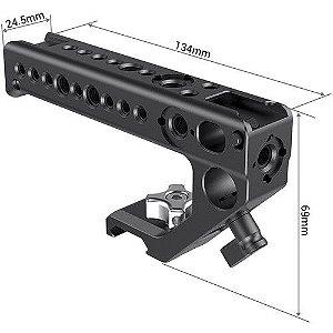 Smallrig top handle nato com 15mm rod clamp