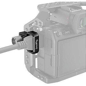 SmallRig Clamp Trava de cabo HDMI P/ Cage Sony a7S III 3000
