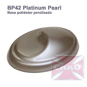 Platinum poliéster perolizada