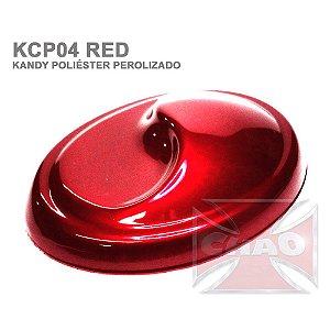 Red Kandy Perolizado Poliéster