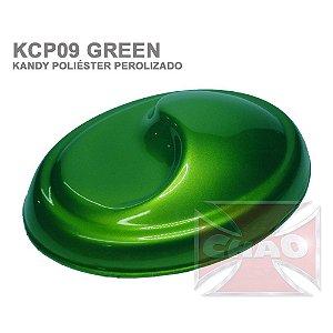 Green Kandy Perolizado Poliéster