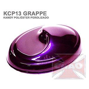 Grappe Kandy Perolizado Poliéster