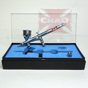 Aerógrafo Dupla Ação bico 0,3mm