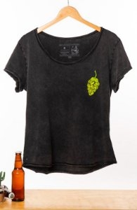 Camiseta Lúpulo Neon